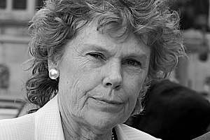Kate Hoey, British politician, on the day Mich...