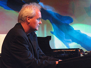 English: Ketil Bjørnstad at Mœrs festival 2004