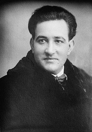 Miguel Fleta, Spanish tenor