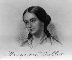English: Margaret Fuller, 1810-1850 (Marchione...