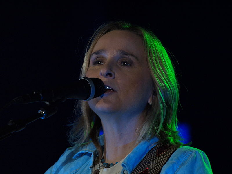 A Trip To A College Campus And Naval Area With A Melissa Etheridge Concert And Brittany Oconnell