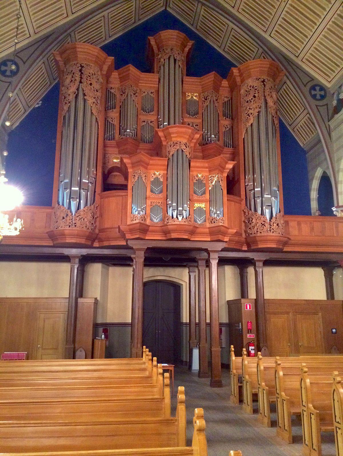 North German Baroque Organ In 214 Rgryte Nya Kyrka Wikipedia