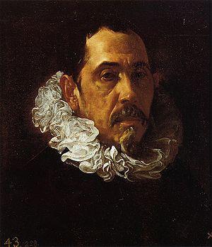 Español: Velázquez: Retrato de hombre con gola...