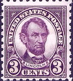 US Postage Issue of 1923: Abraham_Lincoln_1923...