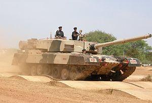 Arjun MBT bump track test.JPG