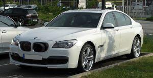 BMW 7 Series (F01)  Wikipedia