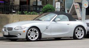 BMW Z4 (E85)  Wikipedia