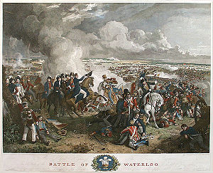 Battle of Waterloo - Robinson