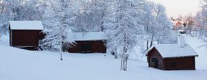 Hedemora gammelgård, Hedemora, Sweden