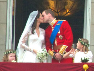Wedding of Prince William, Duke of Cambridge, ...
