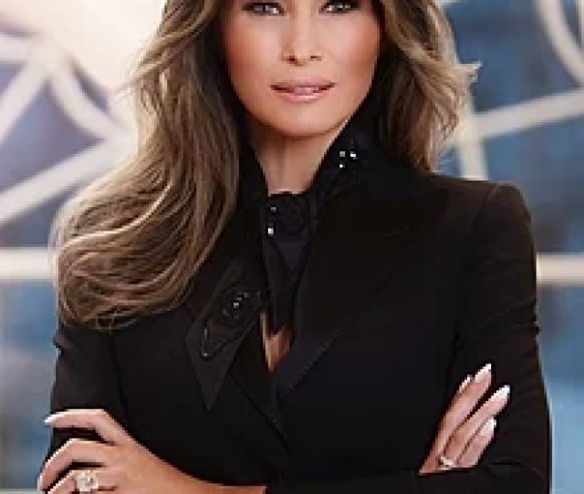 Melania Trump From Wikipedia