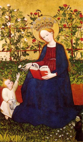 File:Oberrheinischer Meister - Madonna mit den Erdbeeren.png