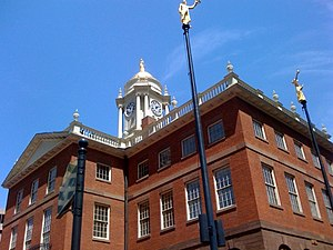 English: Old State House, Hartford, CT