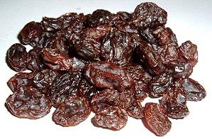 "Raisins. Publix brand raisins ""sweet sun-..."