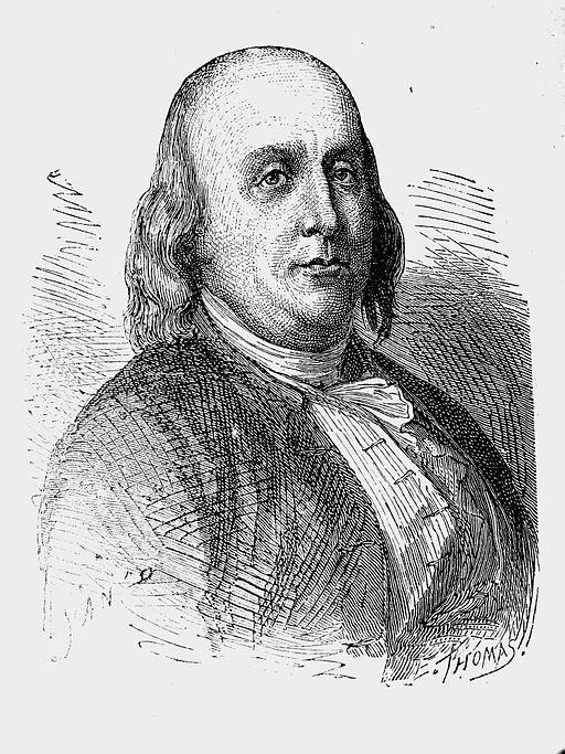 AduC 068 Franklin (B., 1706-1790)