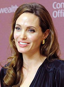 Angelina Jolie at the launch of the UK initiative on preventing sexual violence in conflict, 29 May 2012 (cropped).jpg