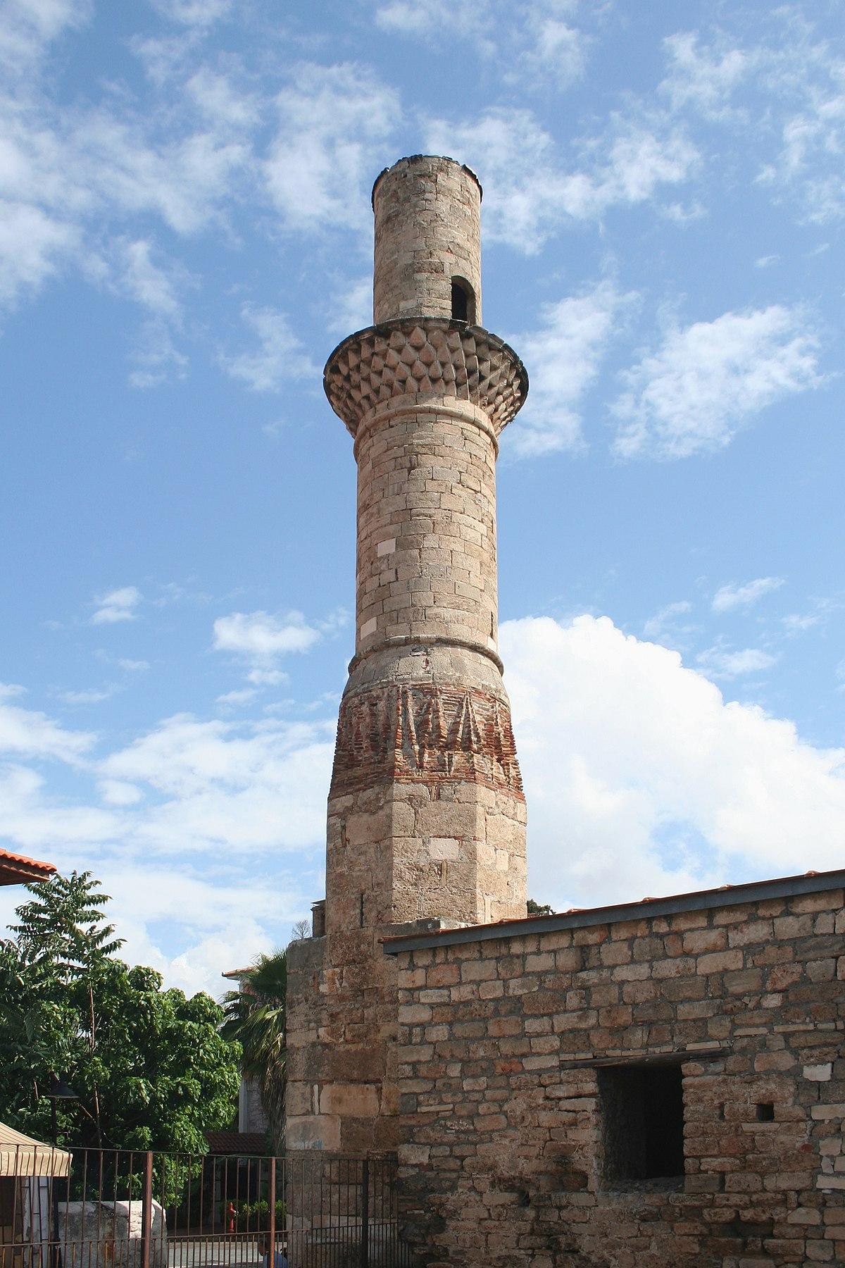 Kesik Minare Wikipedia