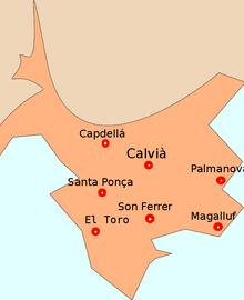 calvia wikipedia