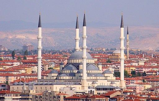 Kocatepe Camii Ankara