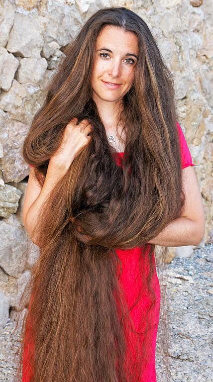 FileMarianne Ernst Long Hair Modeljpg Wikimedia Commons