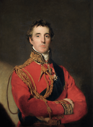 Portrait of Arthur Wellesley, 1st Duke of Well...