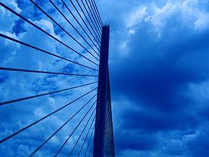 English: Sunshine Skyway Bridge.
