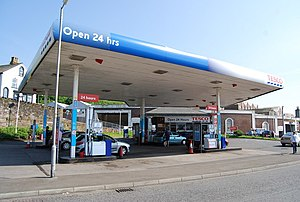Tesco Fuel Station