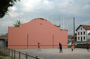 Basque Pelota Wikipedia