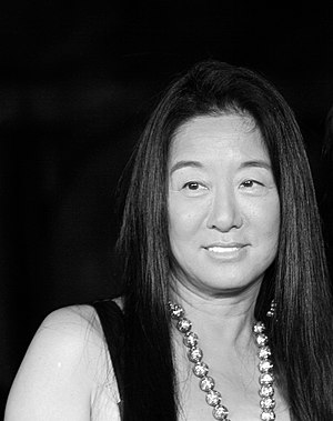 English: Designer Vera Wang at Ralph Lauren's ...