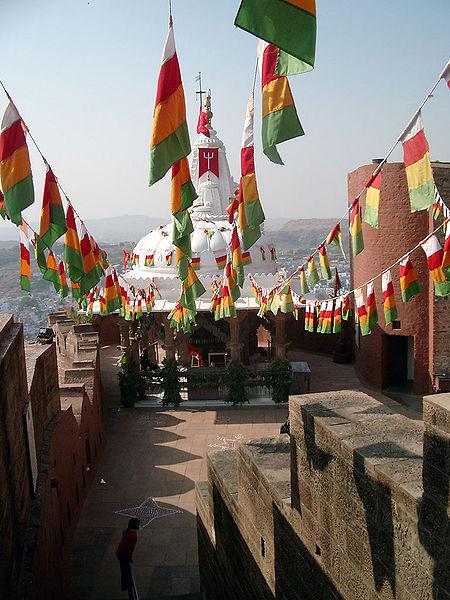 File:Chamunda Devi Temple Jodhpur.jpg