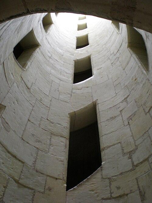 Escalier Chambord