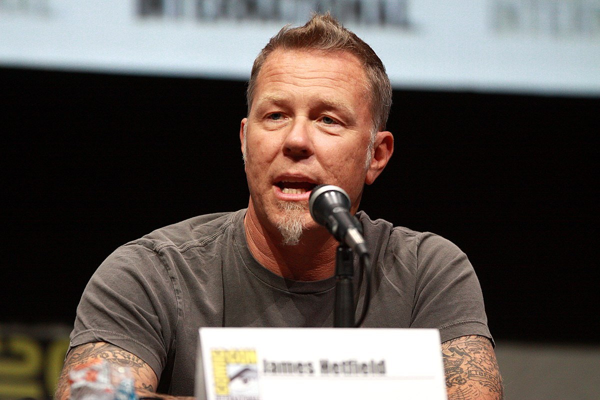James Hetfield Simple English Wikipedia The Free