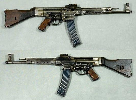 Image result for GERMAN MP44 MACHINE GUN