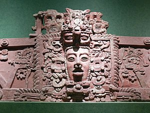English: National Museum of Anthropology in Me...