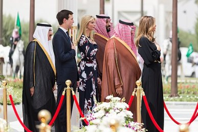 President Trump's Trip Abroad (34784285005)