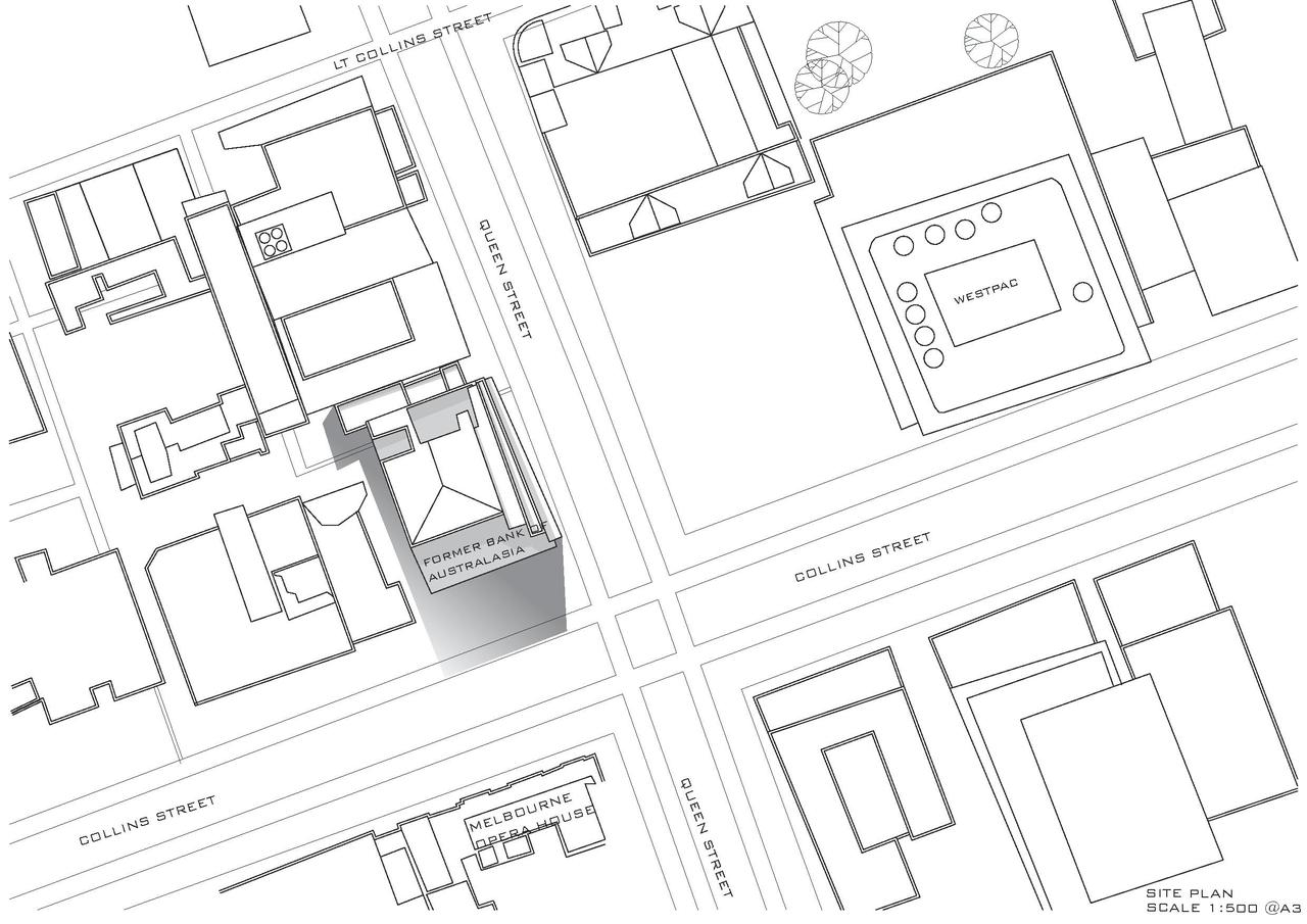 File Site Plan Former Bank