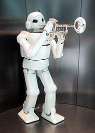 Un moderno robot