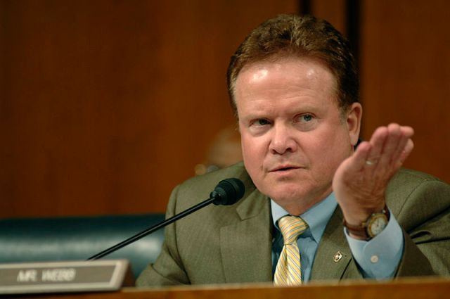 Why Jim Webb is the true Democratic outsider in foreign policy