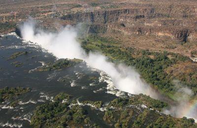 Victoria Falls - Wikimedia Commons