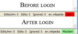 AWB Username