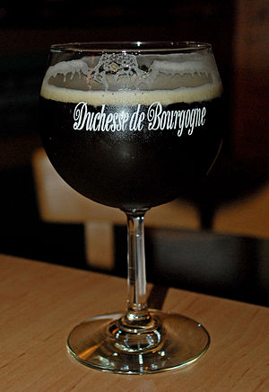 English: Duchesse de Bourgogne, Belgian beer