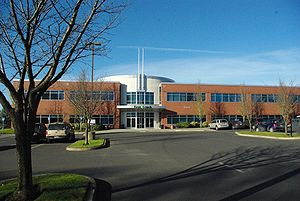 English: First Tech Credit Union in Beaverton,...