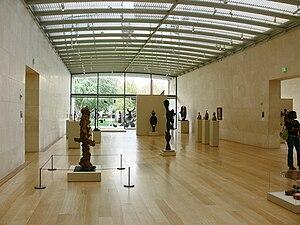 Nasher Sculpture Center, Dallas, Texas Interio...