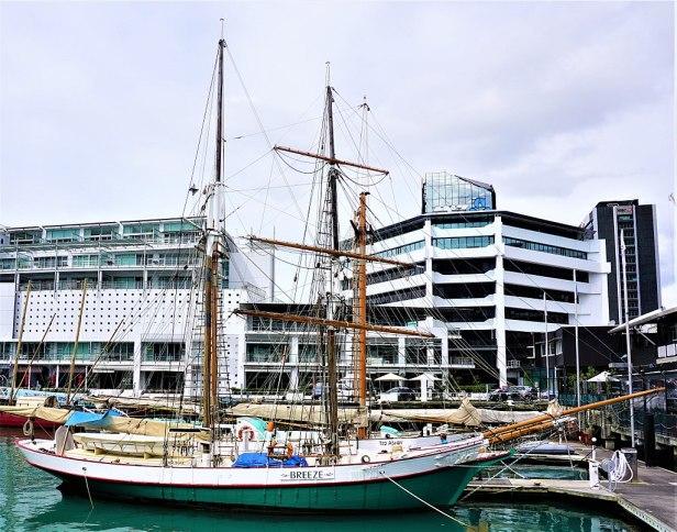 New Zealand Maritime Museum - Breeze Brigantine