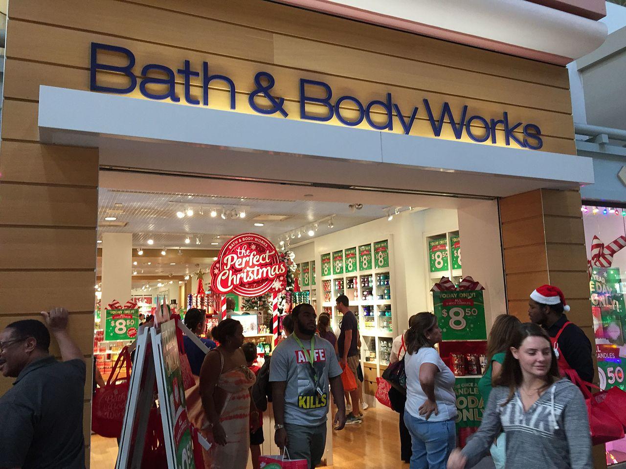 Bath And Body Works Wikipedia