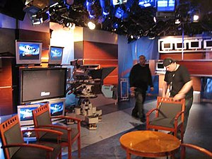 English: FOX News Channel's The O'Reilly Facto...