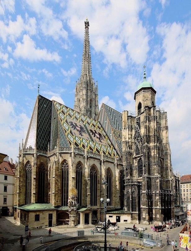 Wien - Stephansdom (2)