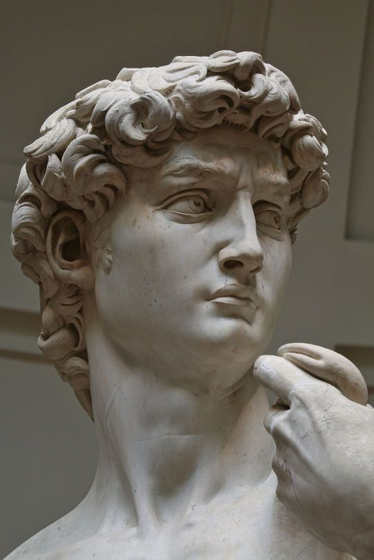 'David' by Michelangelo