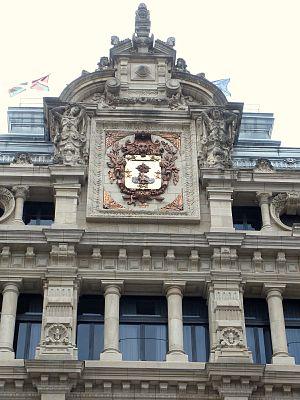 Español: Diputación Foral de Vizcaya, Bilbao (...