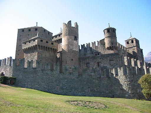 Castello Fénis